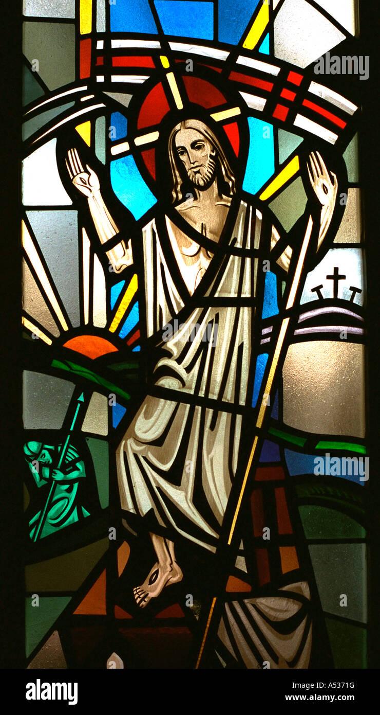 Descending Theology: The Resurrection