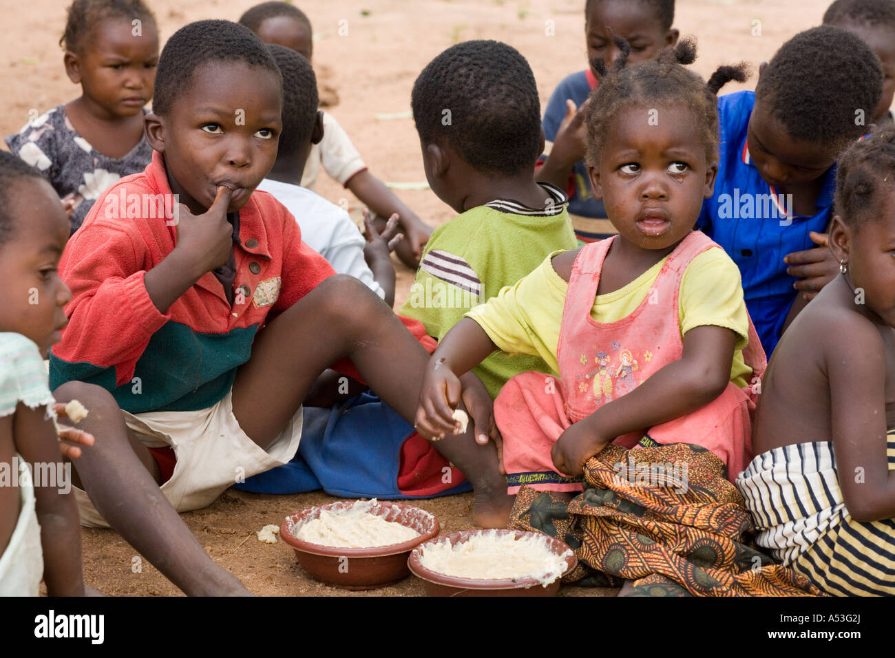 how to help feed the hungry in africa
