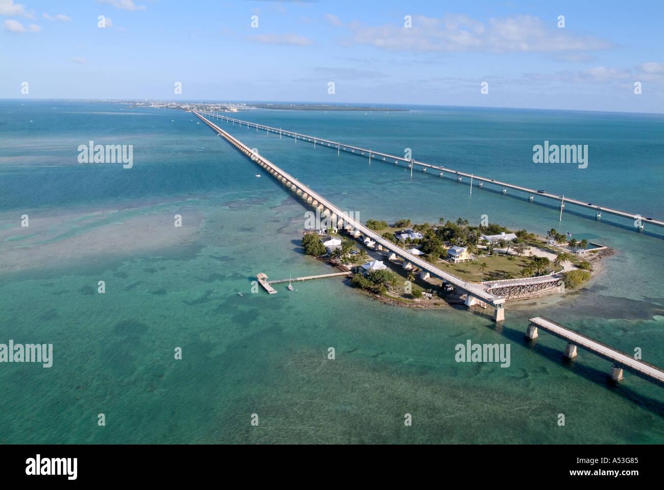 pigeon key florida keys seven 7 mile bridge us 1 highway