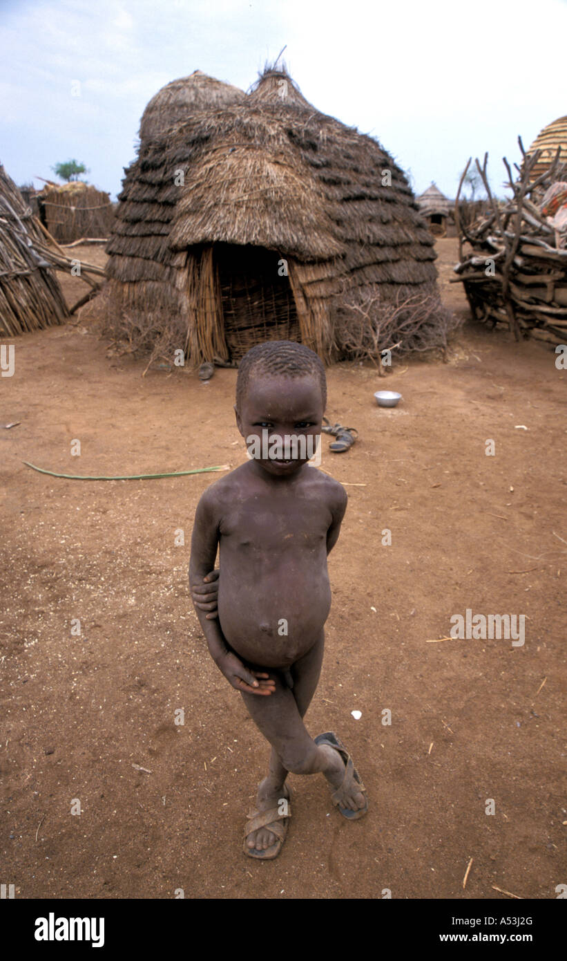 child naked  Painet ha0854 6074 south sudan child naked narus country developing nation  less economically developed culture emerging
