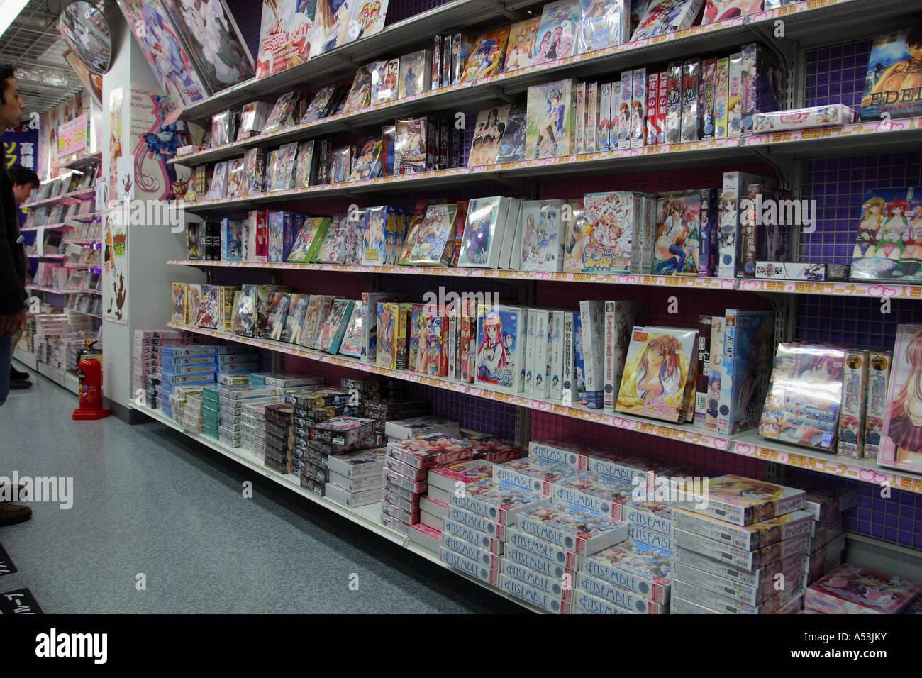 Adult Book Shop 110