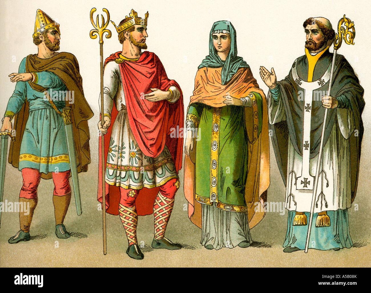 the anglo saxons The anglo-saxons were a very interesting population who inhabited britain in the fifth century in this video we shall examine their culture, language, cerim.
