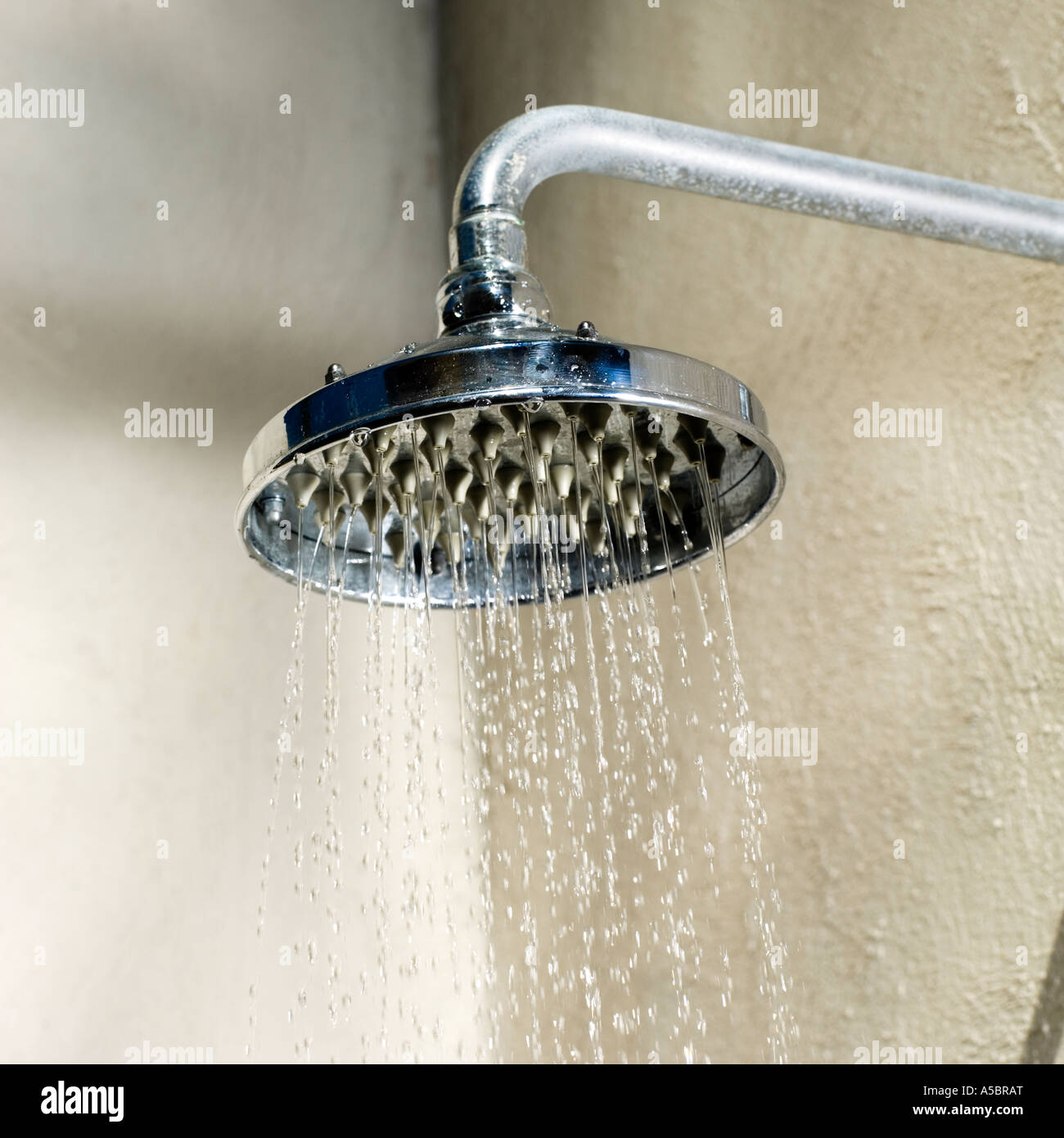 Water jet from wide shower head conservation shortages and ...