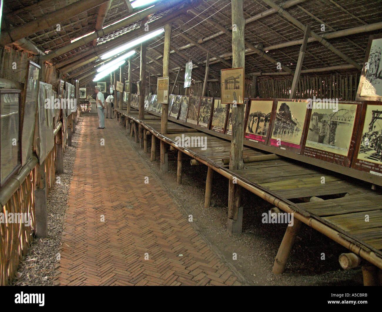 JEATH War Museum designed like PoW hut Kanchanaburi ...