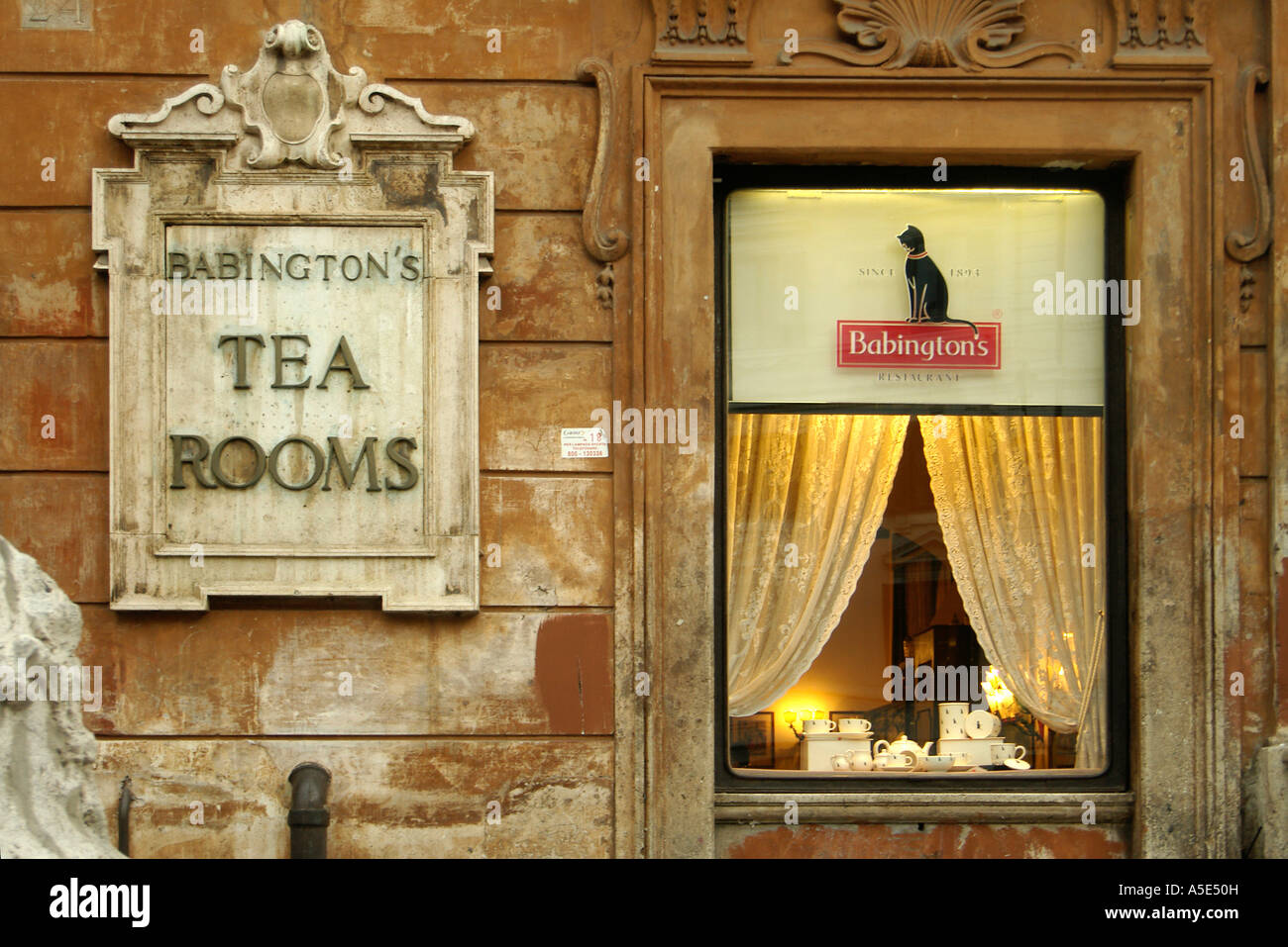 Babington S Tea Rooms Roma