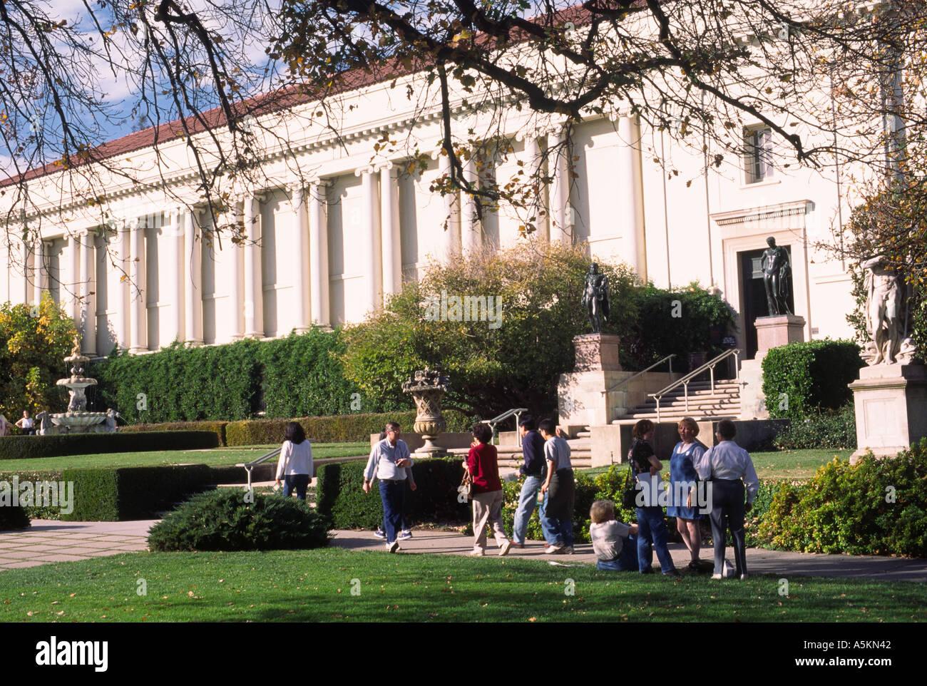 The Huntington Library Botanical Gardens San Marino California Usa Stock Photo Royalty Free