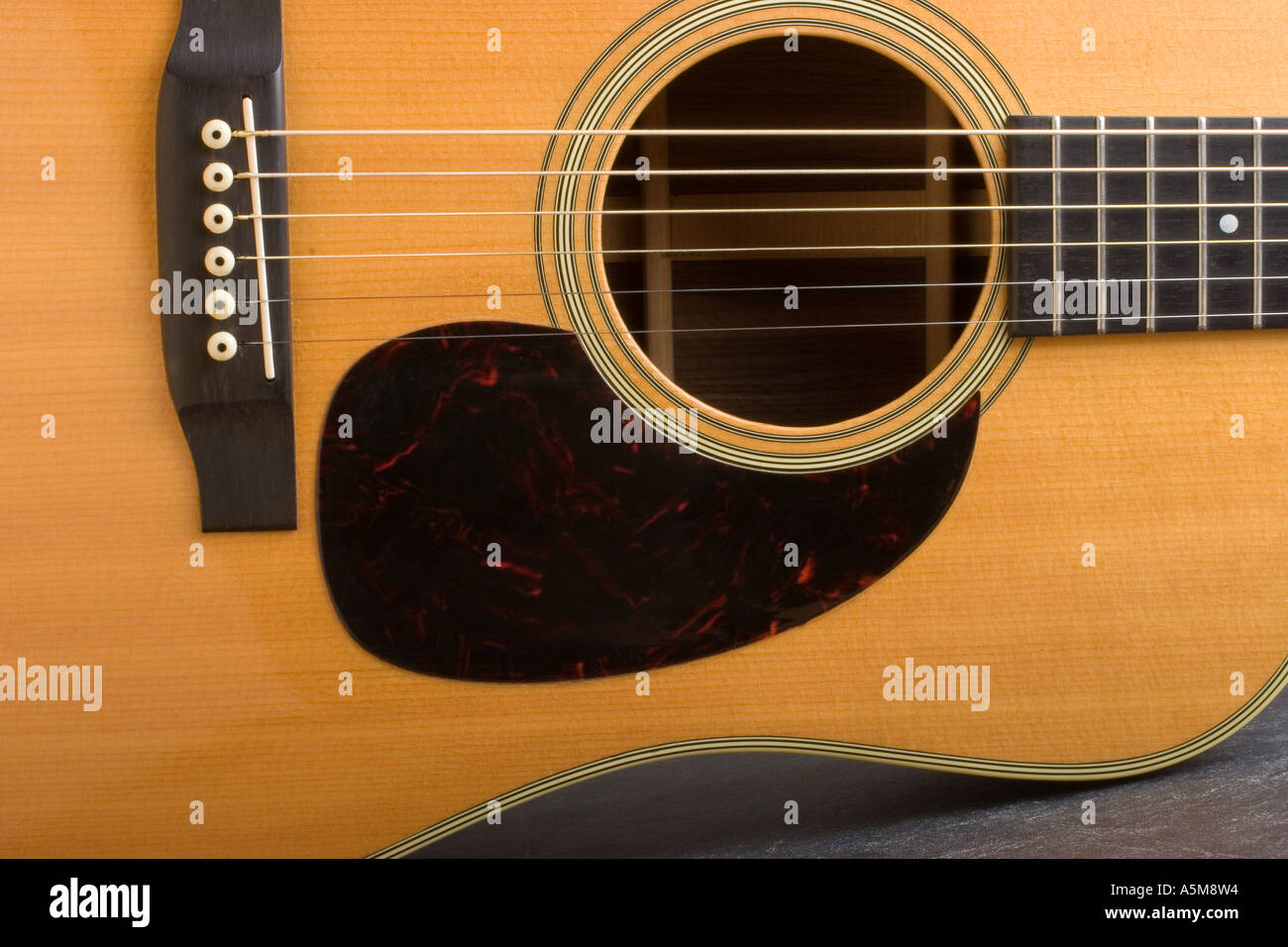 close up of a martin d28 acoustic guitar showing the body bridge stock photo royalty free image. Black Bedroom Furniture Sets. Home Design Ideas