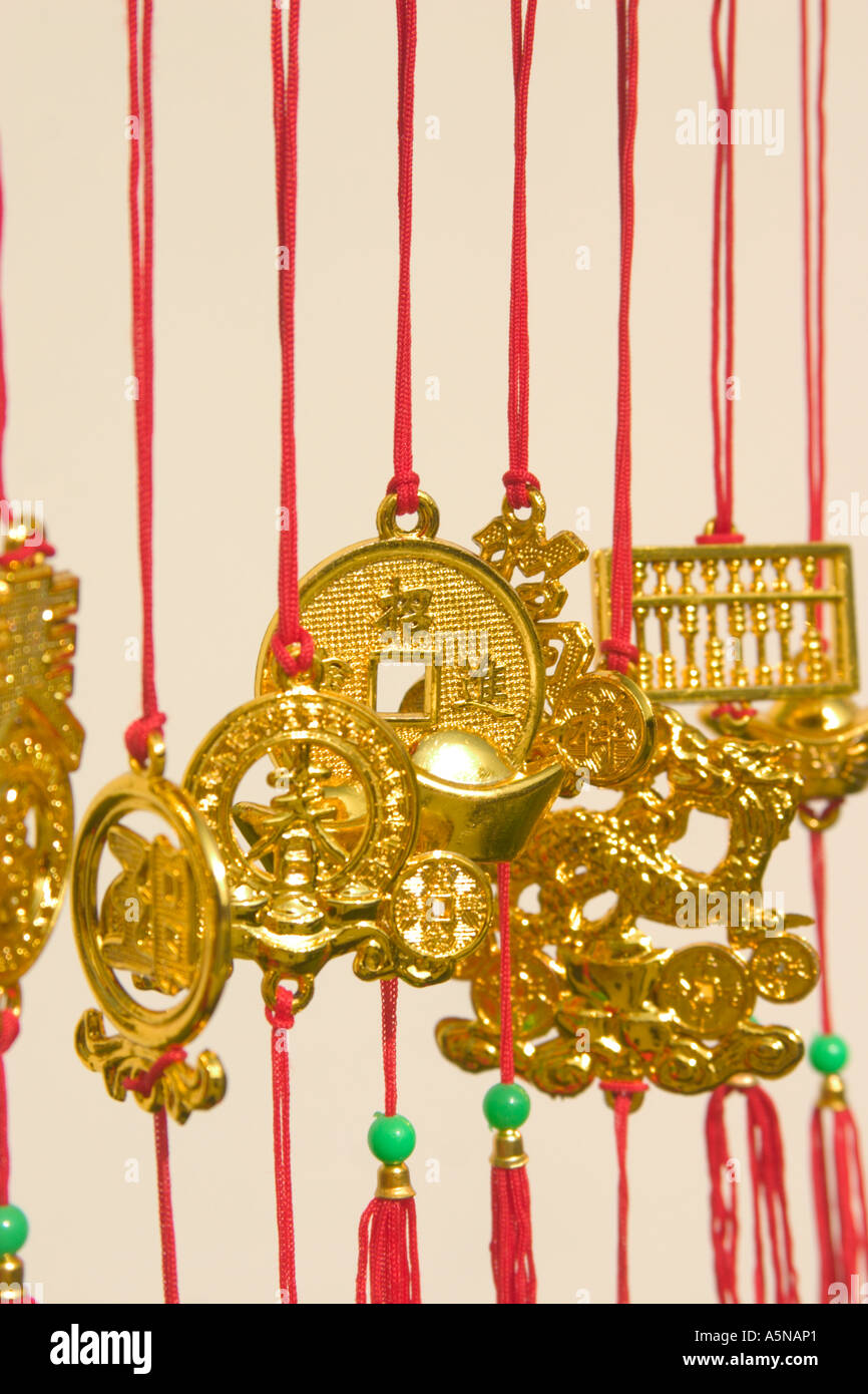 chinese new year decoration items Stock Photo, Royalty ...