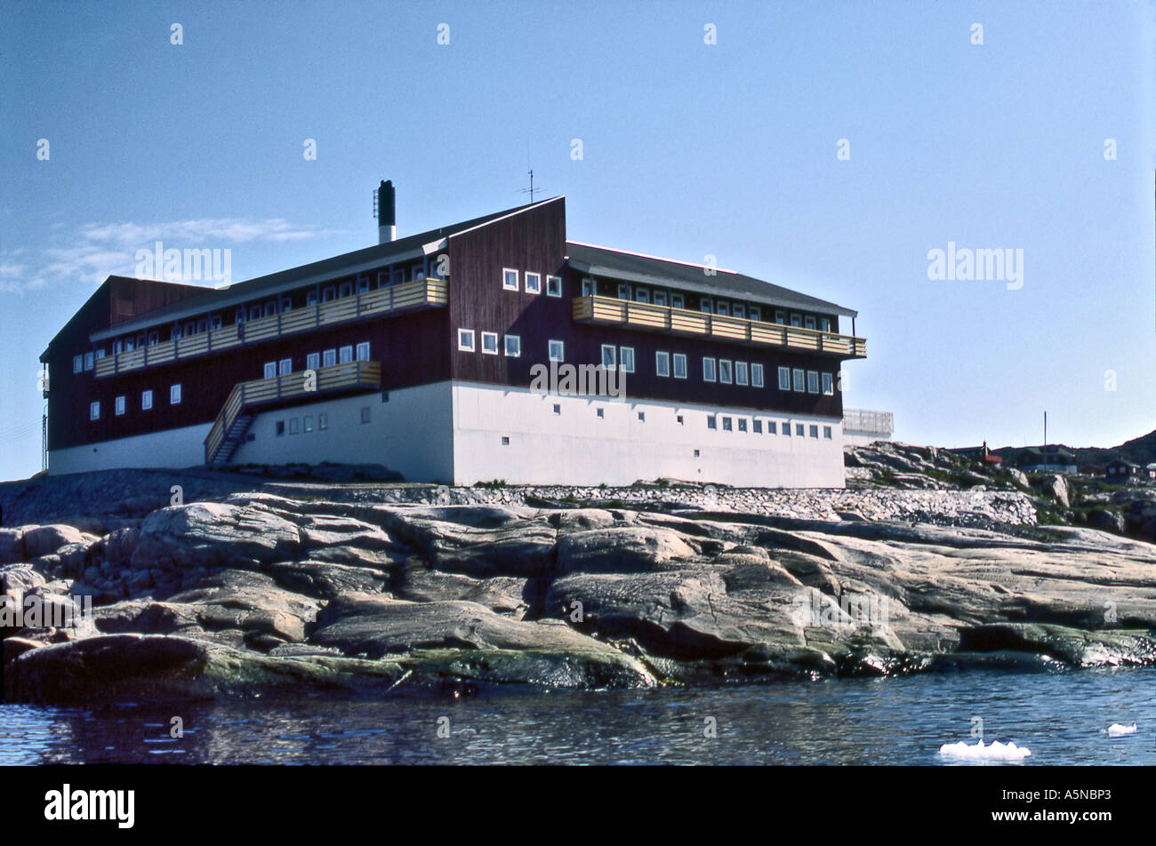 ilulissat hospital greenland stock photo  royalty free all free download vector graphics all free download vector ai