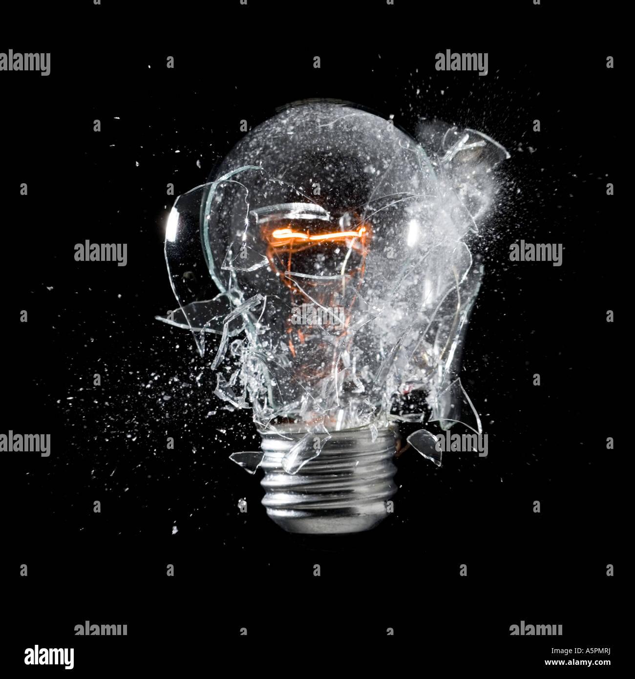 Exploding Light Bulb 117