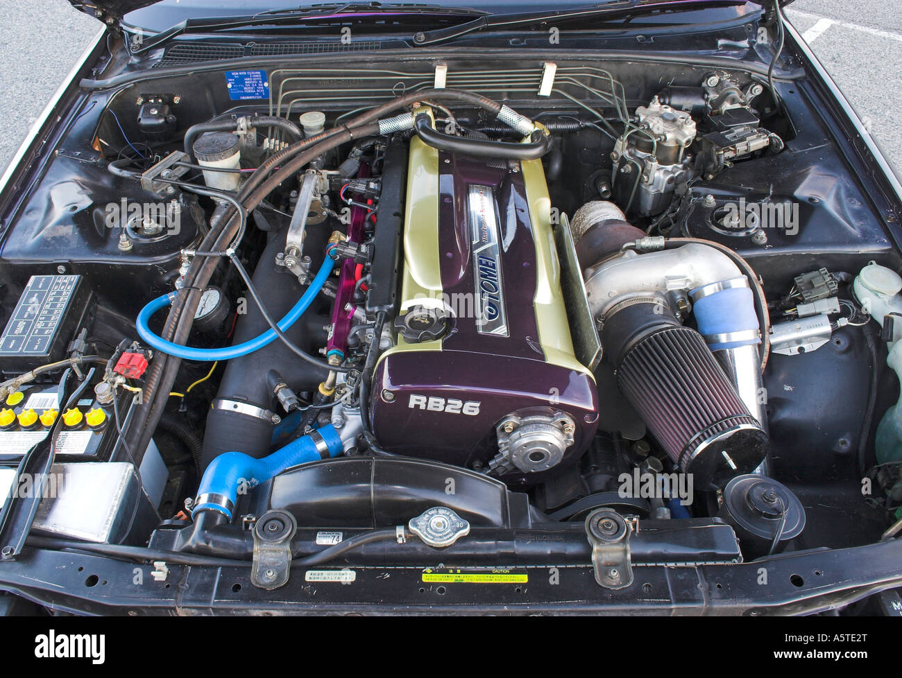 Modified And Performance Orientated Nissan Rb26dett