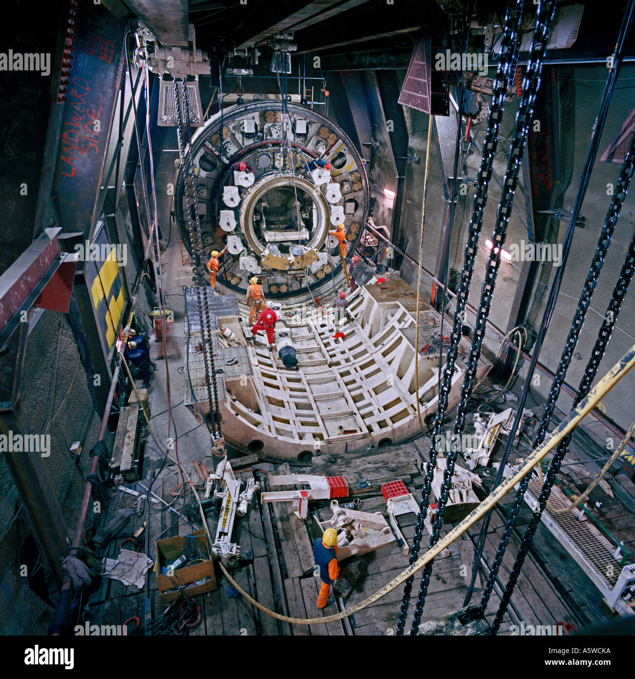 the channel tunnel project construction essay Introduction the channel tunnel - or the chunnel, as it is also known - is the largest privately financed engineering project in history.
