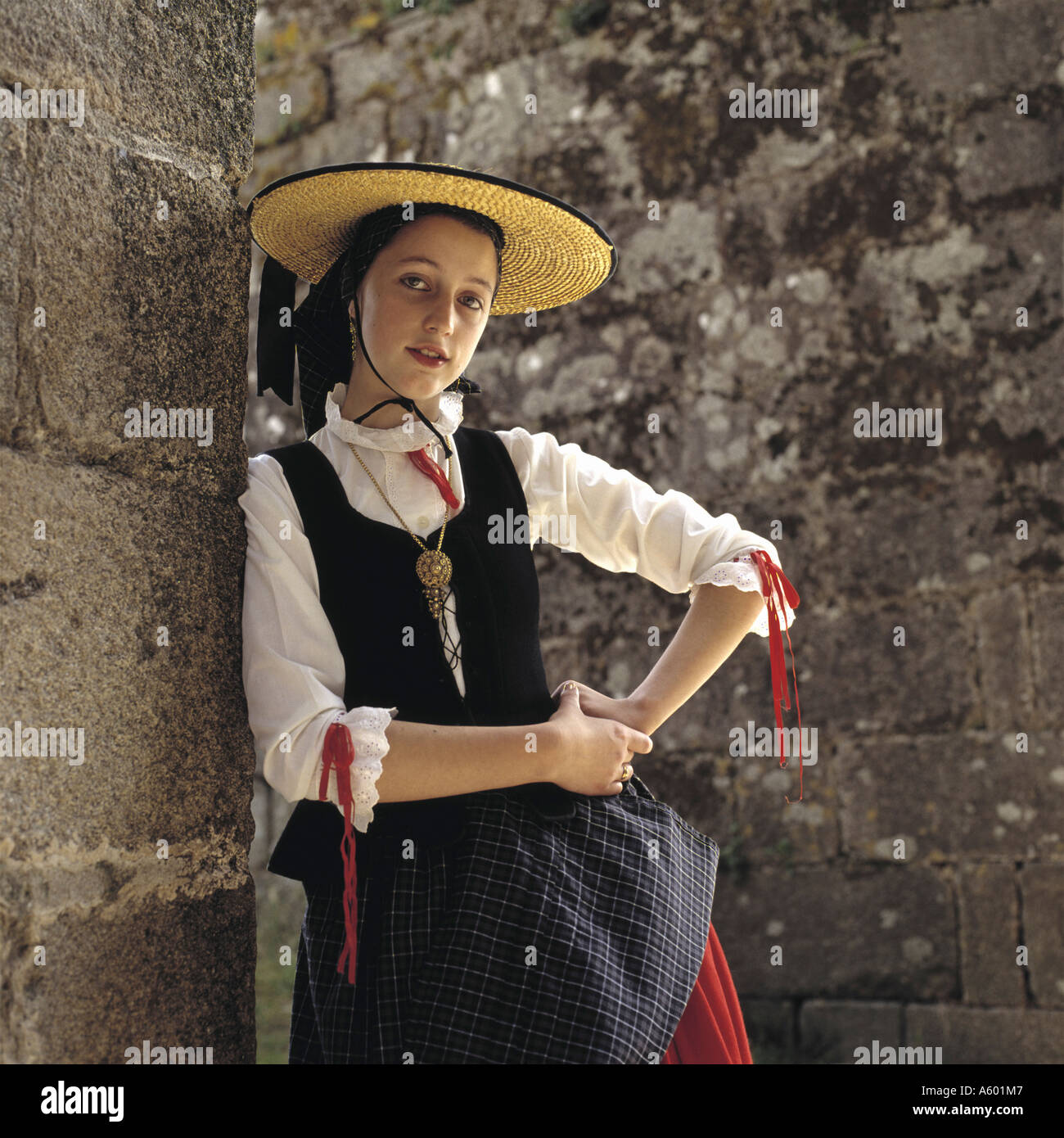 Spain Woman Clothing