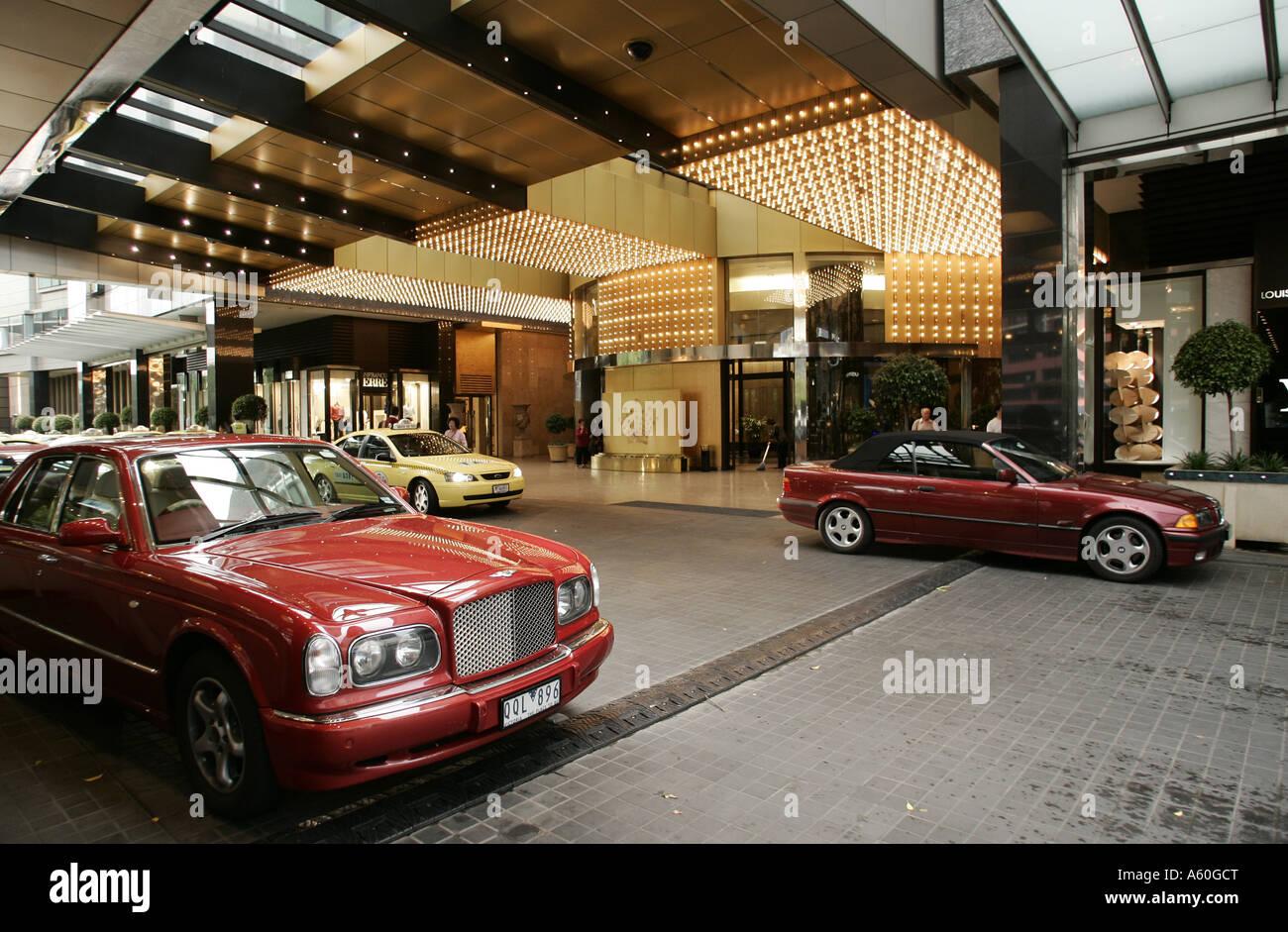 Crown casino parking saturday