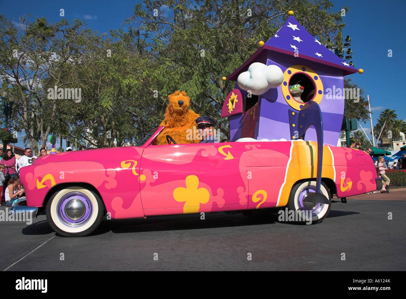 Playhouse Disney Disney Stars And Motor Car Parade
