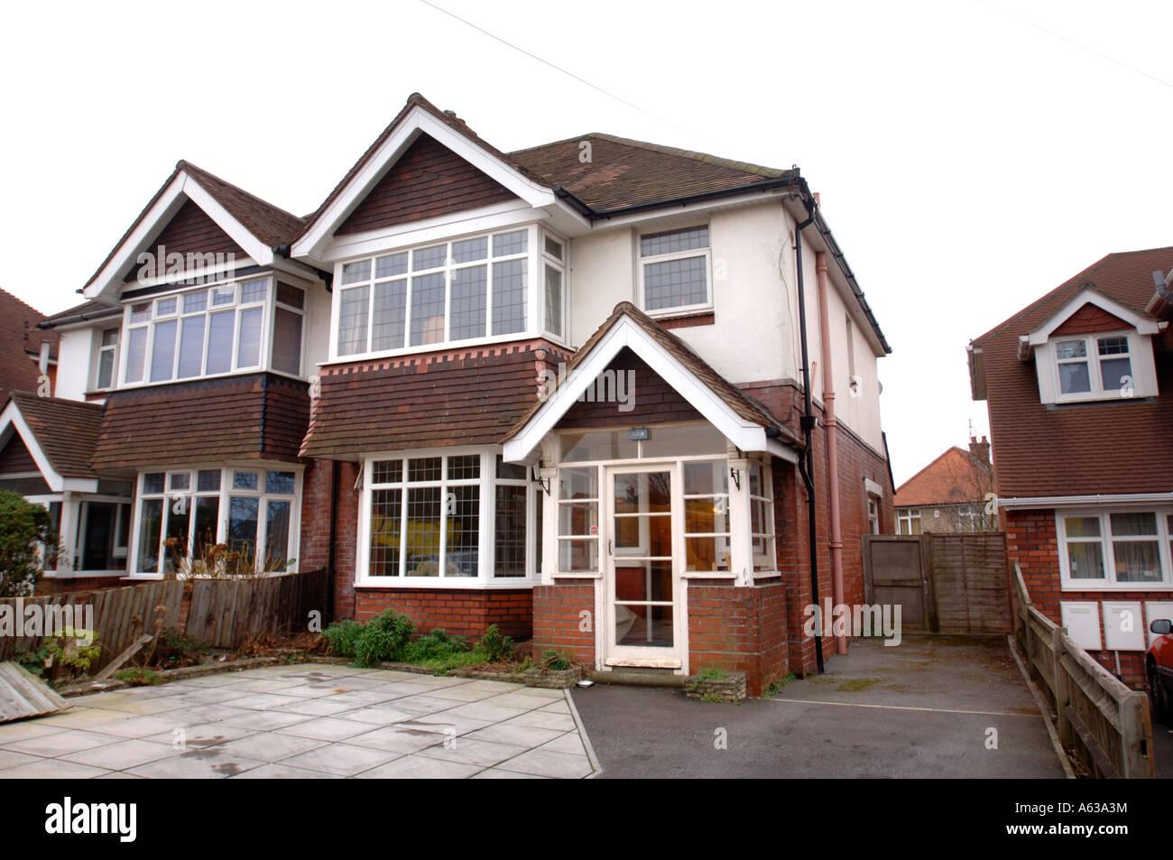Semi Detached House Home Design