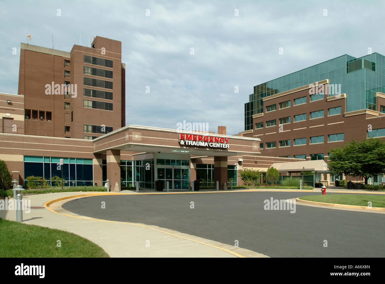 Inova Fairfax Hospital Emergency Room