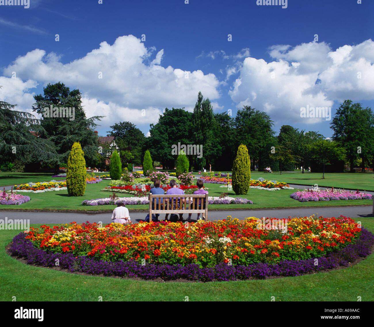 Grosvenor Park Chester...