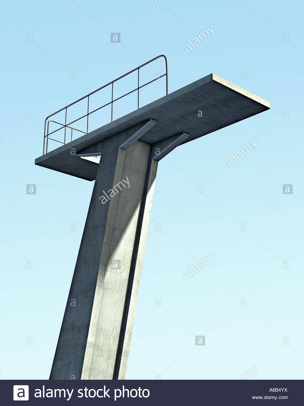 Image Gallery high diving board