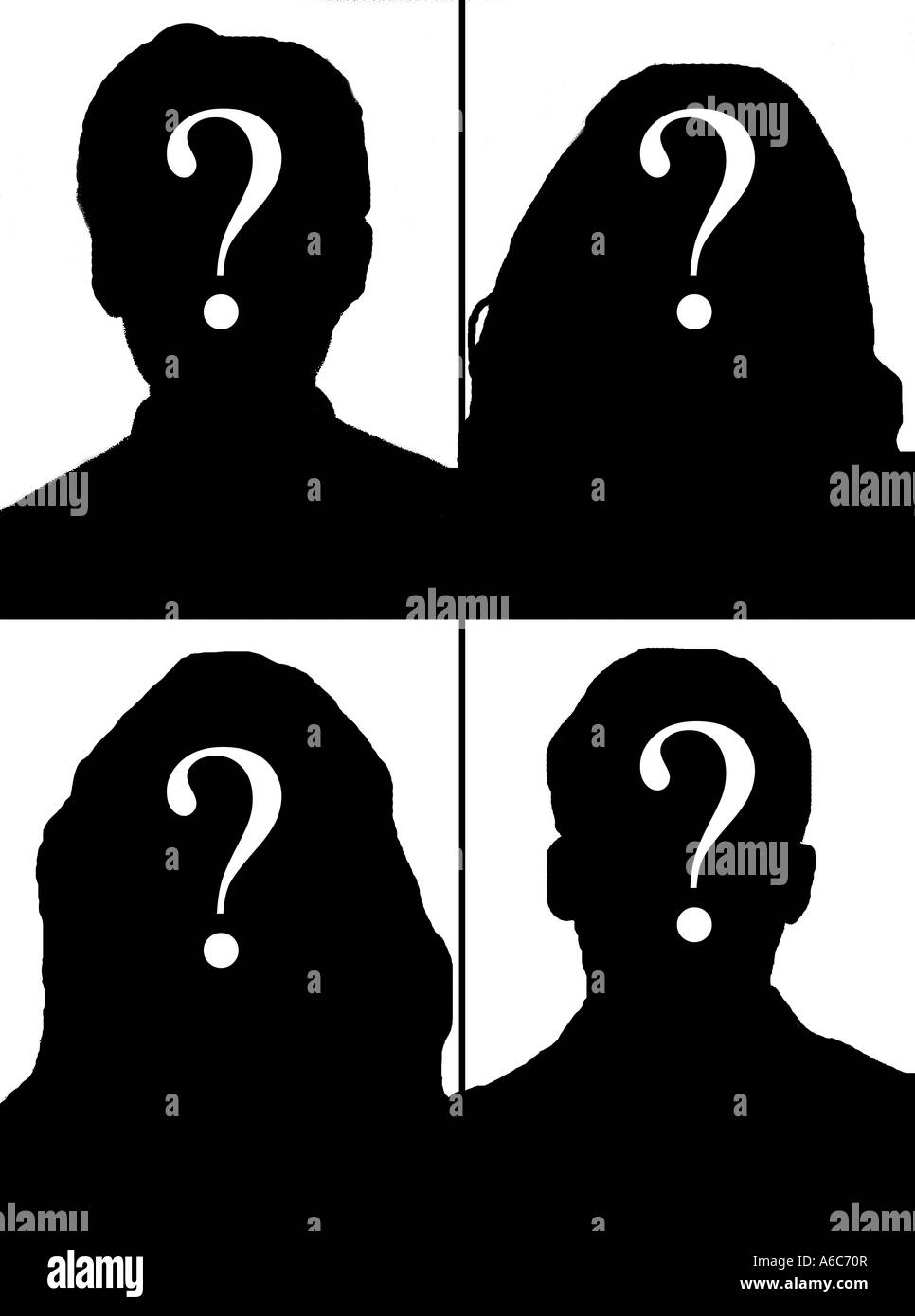 how to take a silhouette photo of face