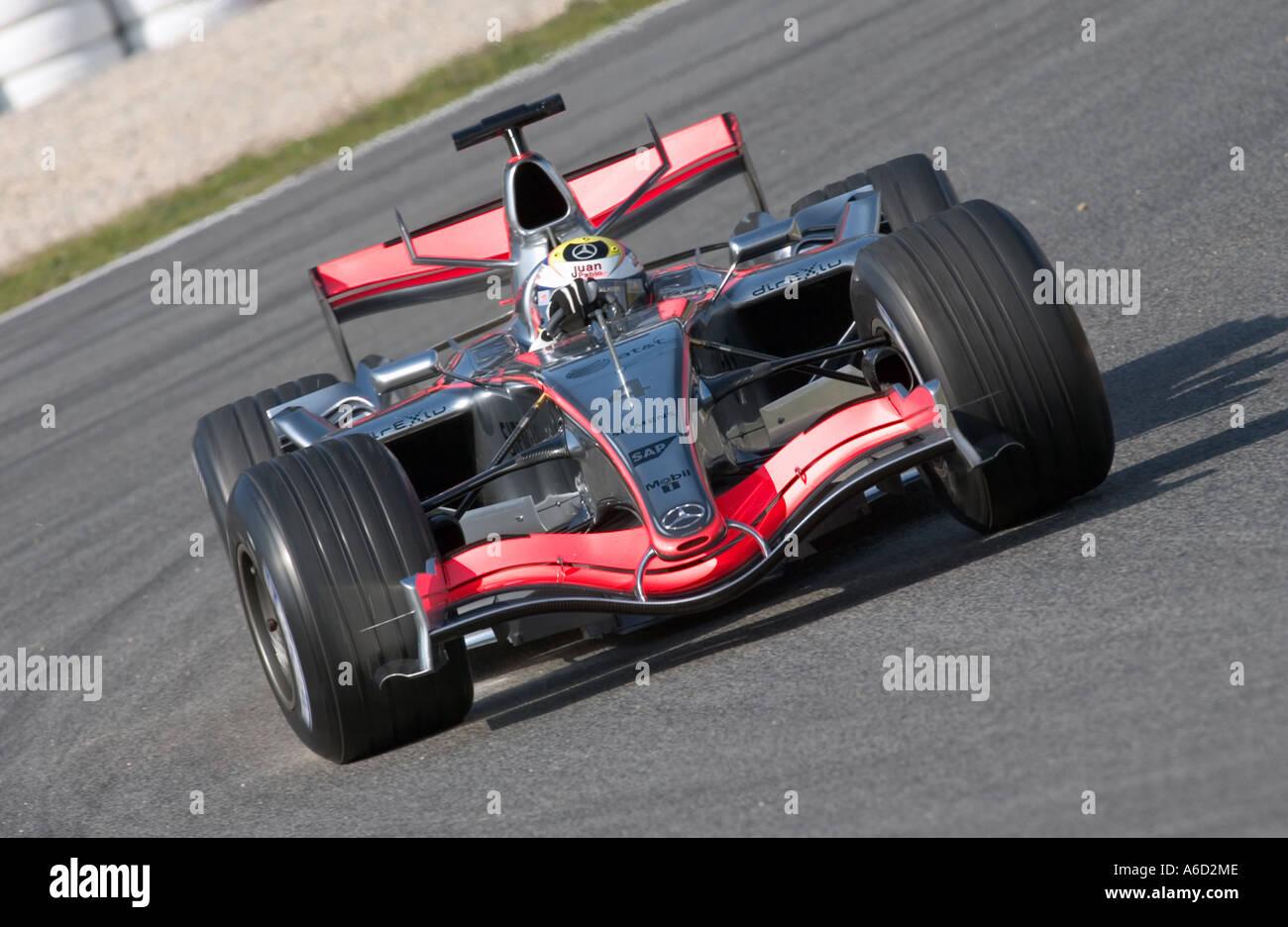 Race Car Driver Juan Montoya Stock Photos Race Car Driver Juan