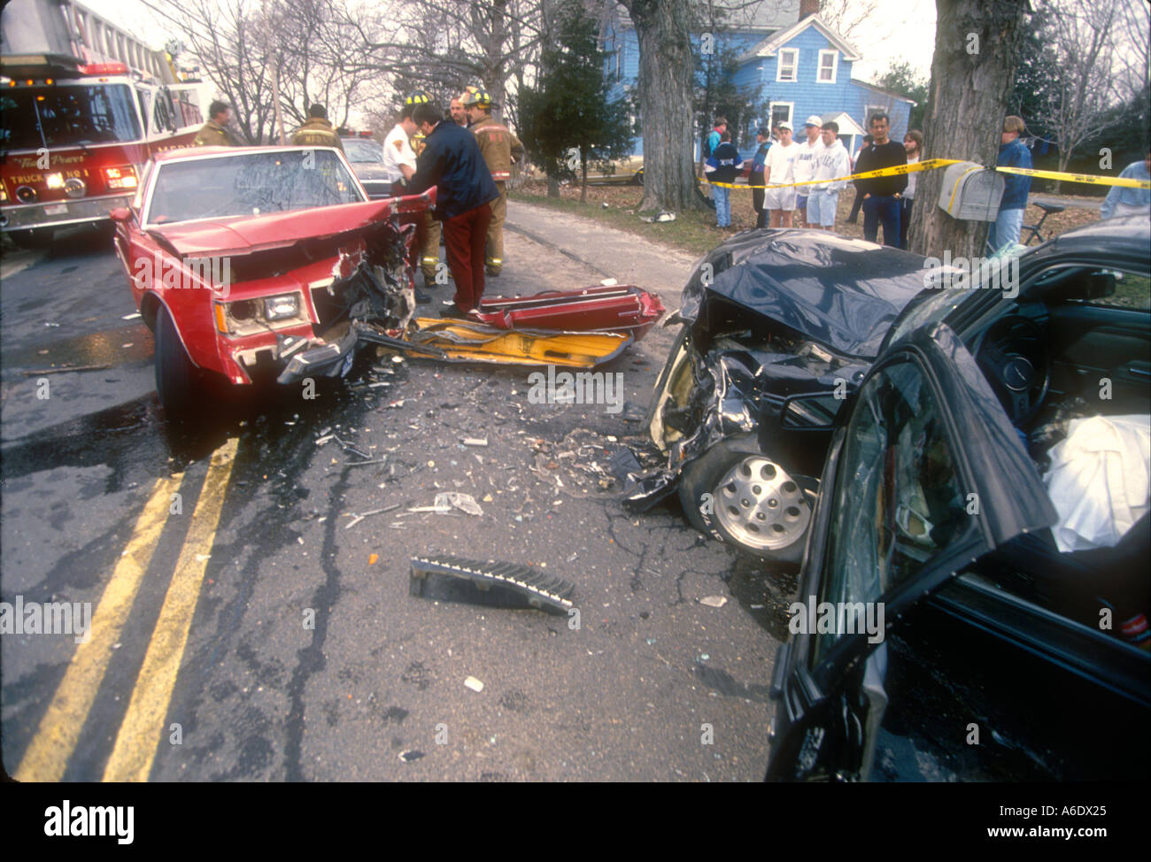 motor vehicle accident scene car - 238.9KB