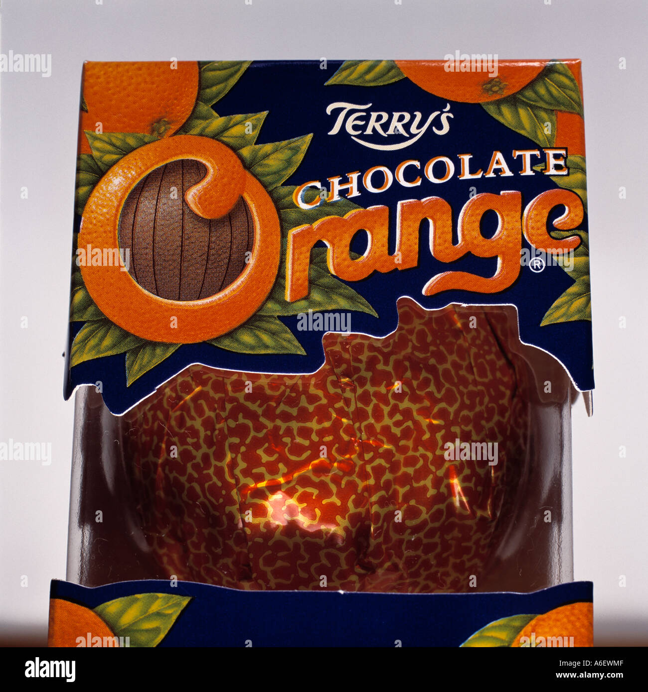 Terrys Chocolate Orange Stock Photos & Terrys Chocolate Orange ...
