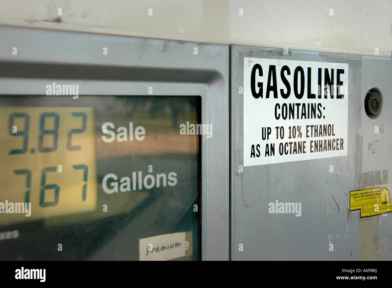 Auto gas pump selling fuel with ethanol as enhancer in nebraska auto gas pump selling fuel with ethanol as enhancer in nebraska buycottarizona