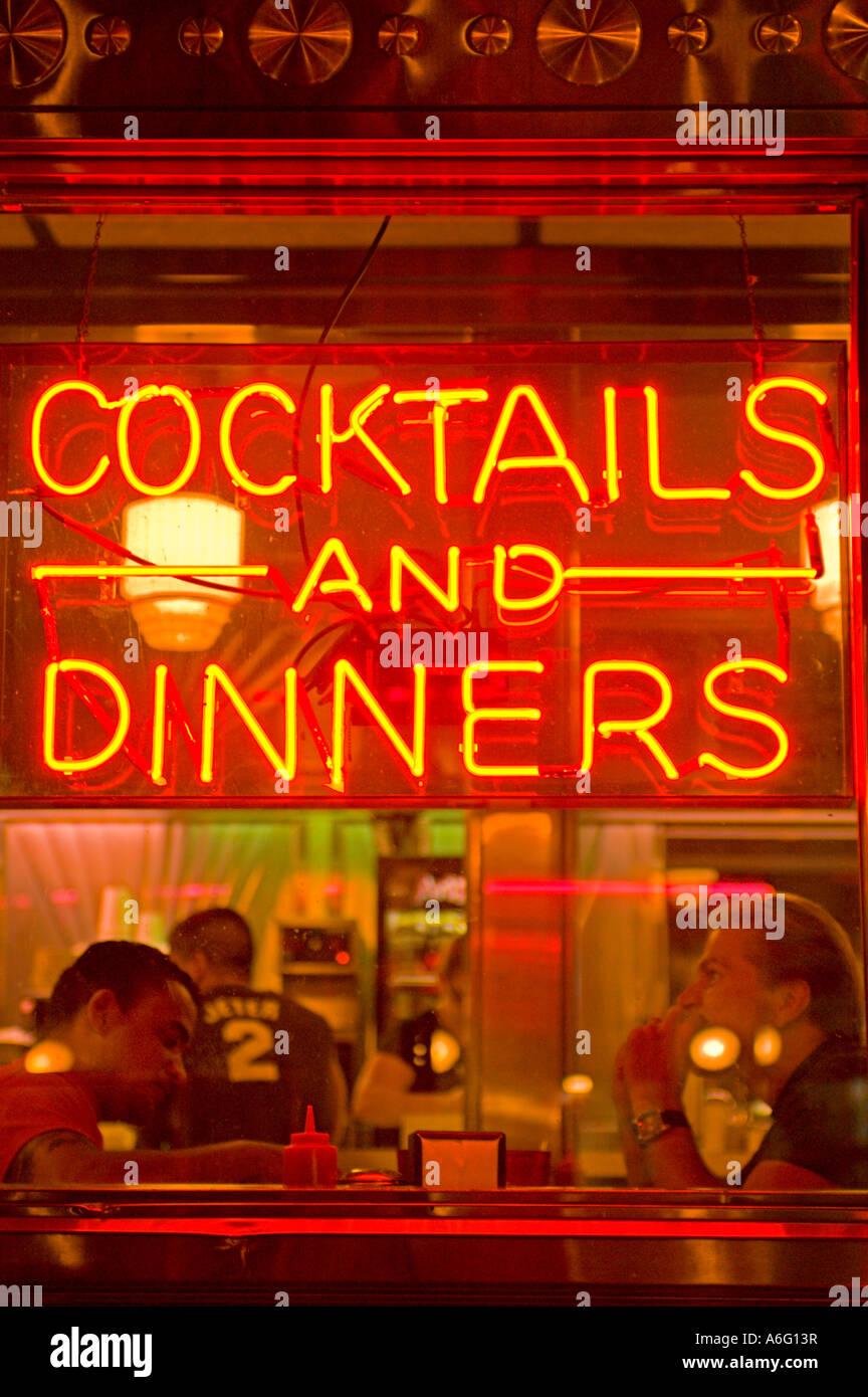 Diner Restaurant South Beach