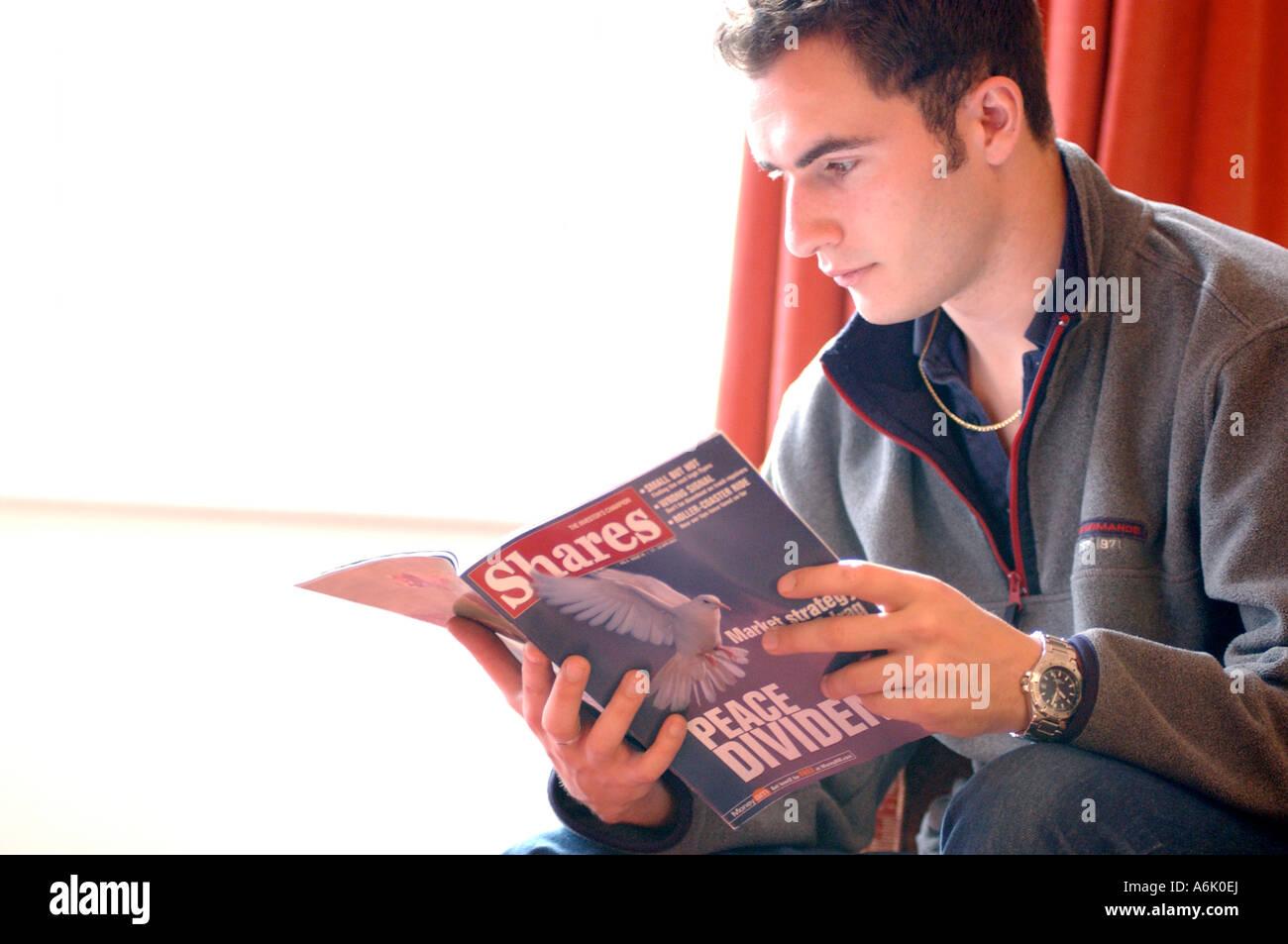 Trading strategy magazine uk