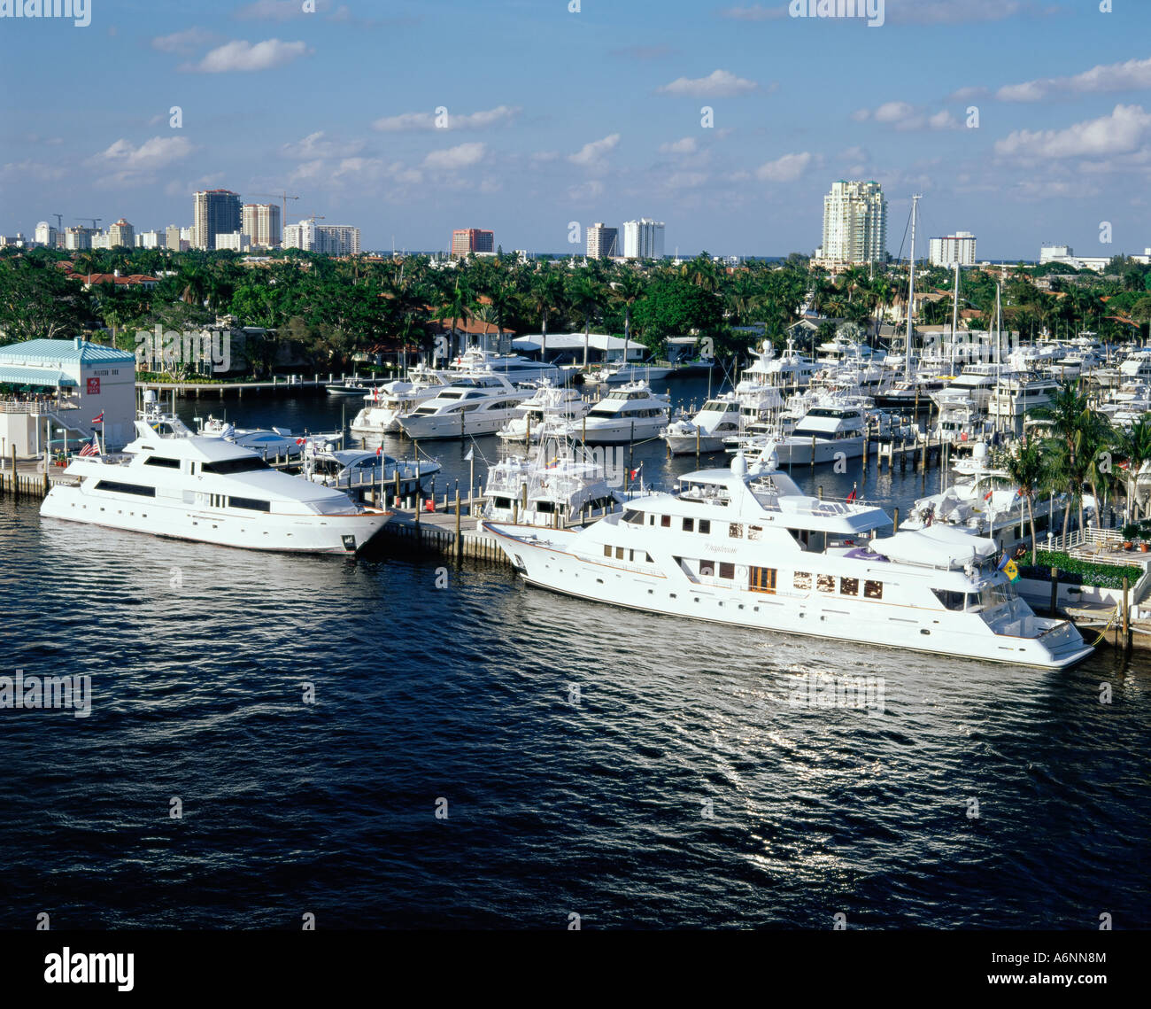 Canals In The United States : Waterways canals and lagoons fort lauderdale florida