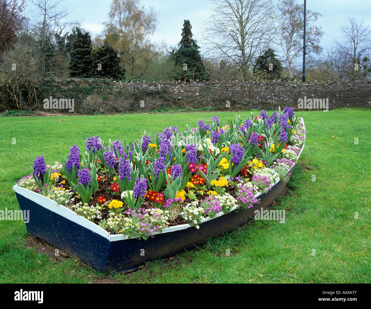 garden planters belfast with Stock Photo Uk April A Blue Rowing Boat Used As A Flower Planter 11663102 on The Upcycled Garden Spring 2013 additionally Stock Photo Uk April A Blue Rowing Boat Used As A Flower Planter 11663102 as well Small Courtyard Garden Ideas Small Enclosed Courtyard Garden Small Courtyard Garden Uk further Courtyard garden additionally Garden Log Planter Square.