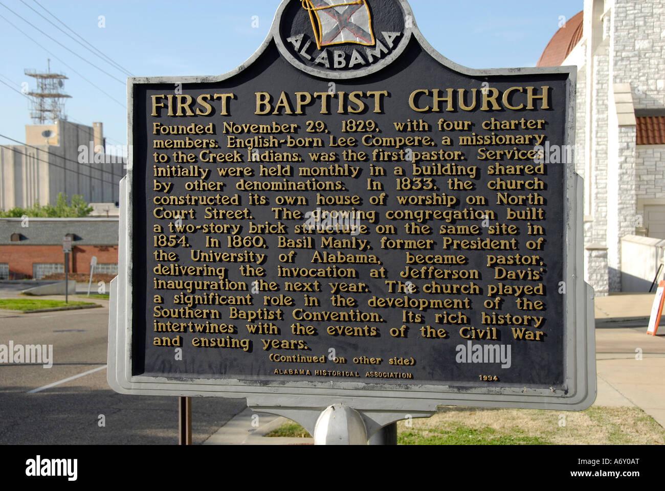 first baptist church alabama stock photos u0026 first baptist church