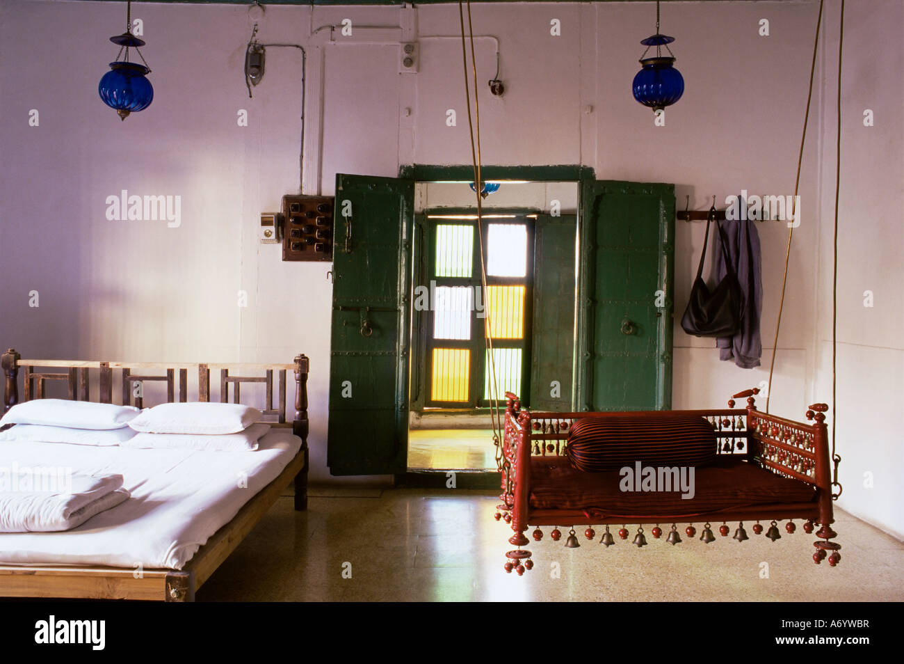 Swing Chair In Bedroom Bedroom With Traditional Hitchkar Suspended Swing Seat In Restored