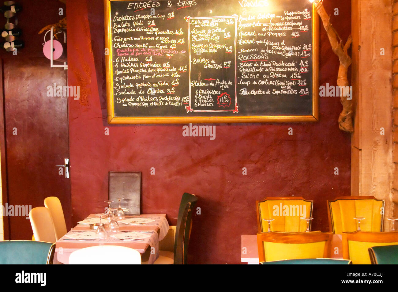 La Cranquette Restaurant Gruissan France