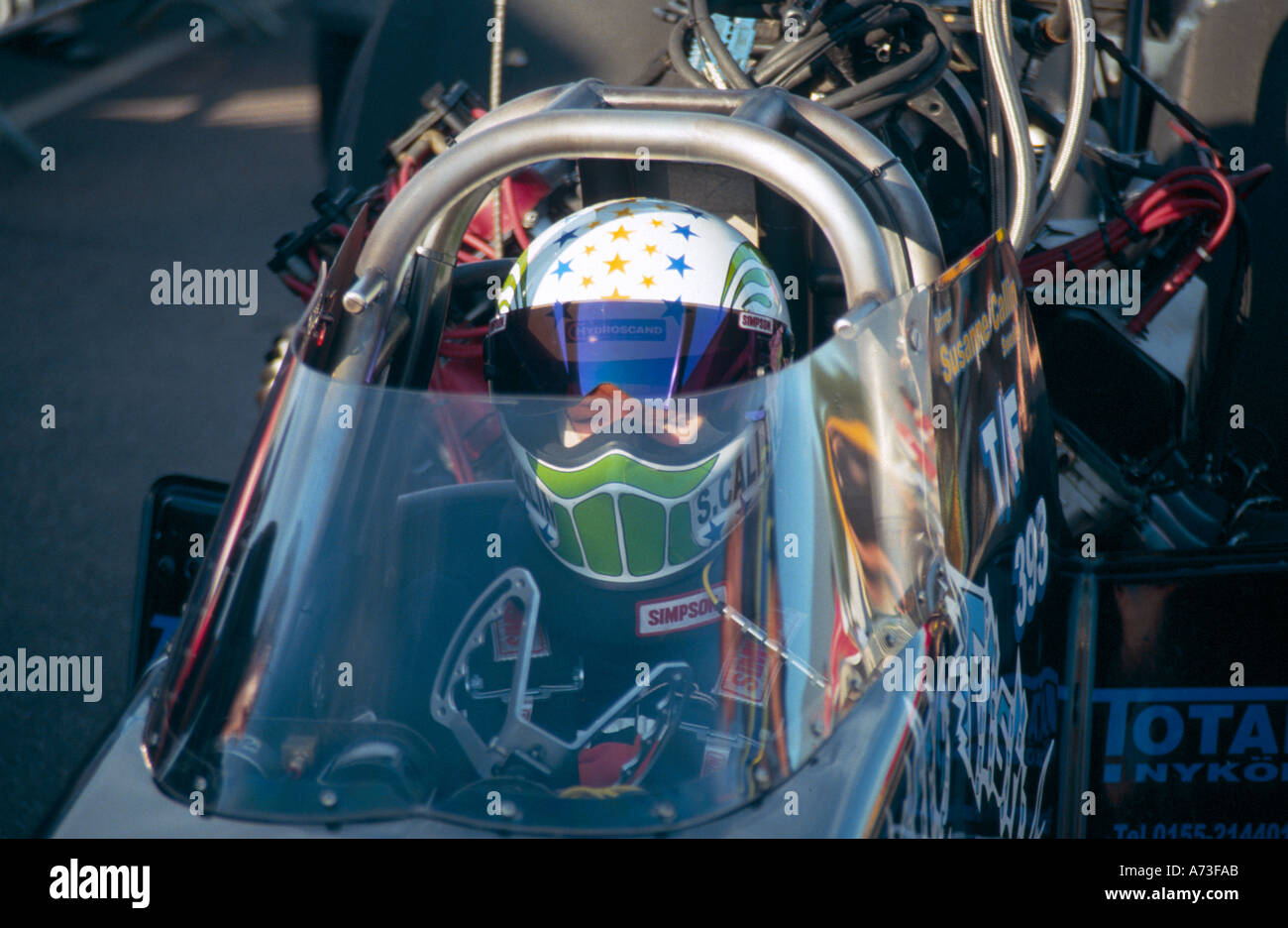 dragster cockpit driver race racing windscreen stock photo royalty free image 475051 alamy. Black Bedroom Furniture Sets. Home Design Ideas