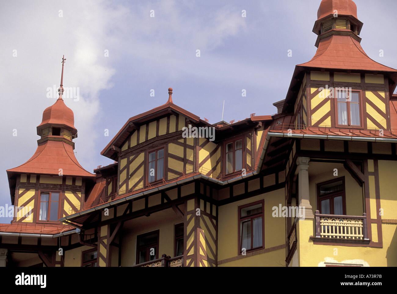 Grand Hotel Stary Smokovec Slovakia