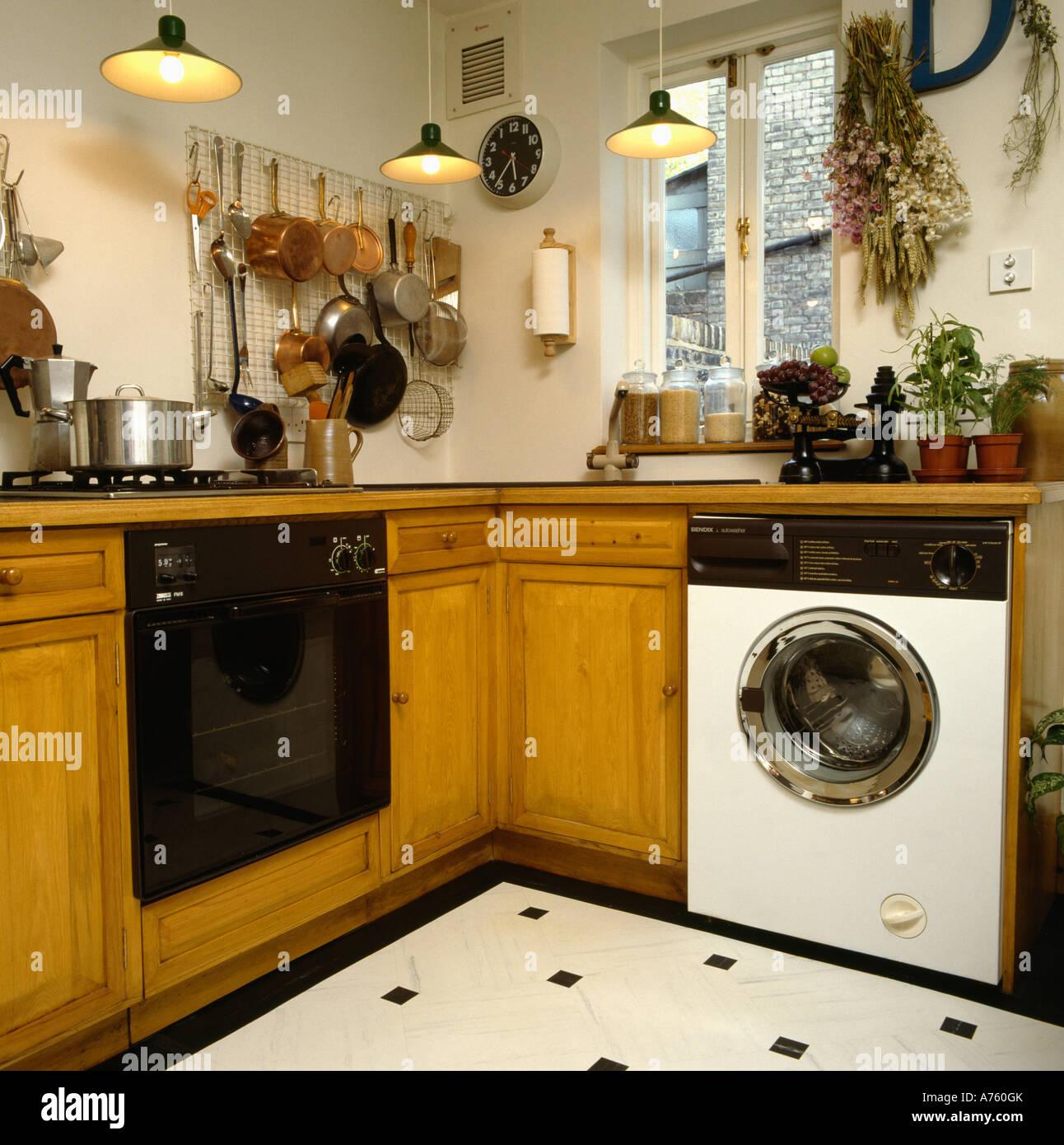 ... Washing Machine In Kitchen Design Washingmachine Stock Photos U0026  Washingmachine Stock Images Alamy ...