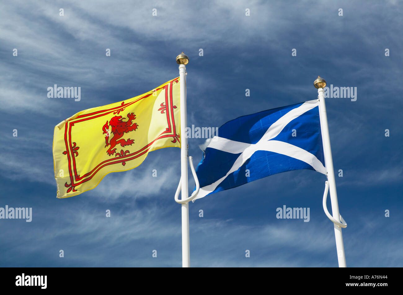 scotland the st andrews flag the national flag of scotland and