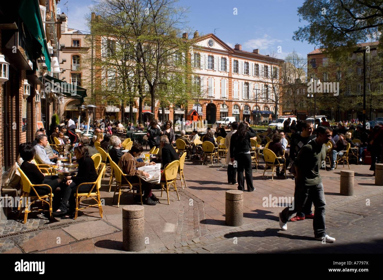 Restaurant Saint Georges Toulouse