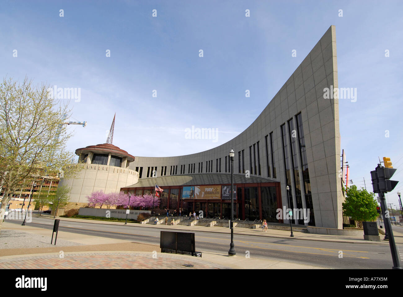 Country Music Hall Of Fame And Museum Nashville Tennessee TN Tenn - Music museums in usa