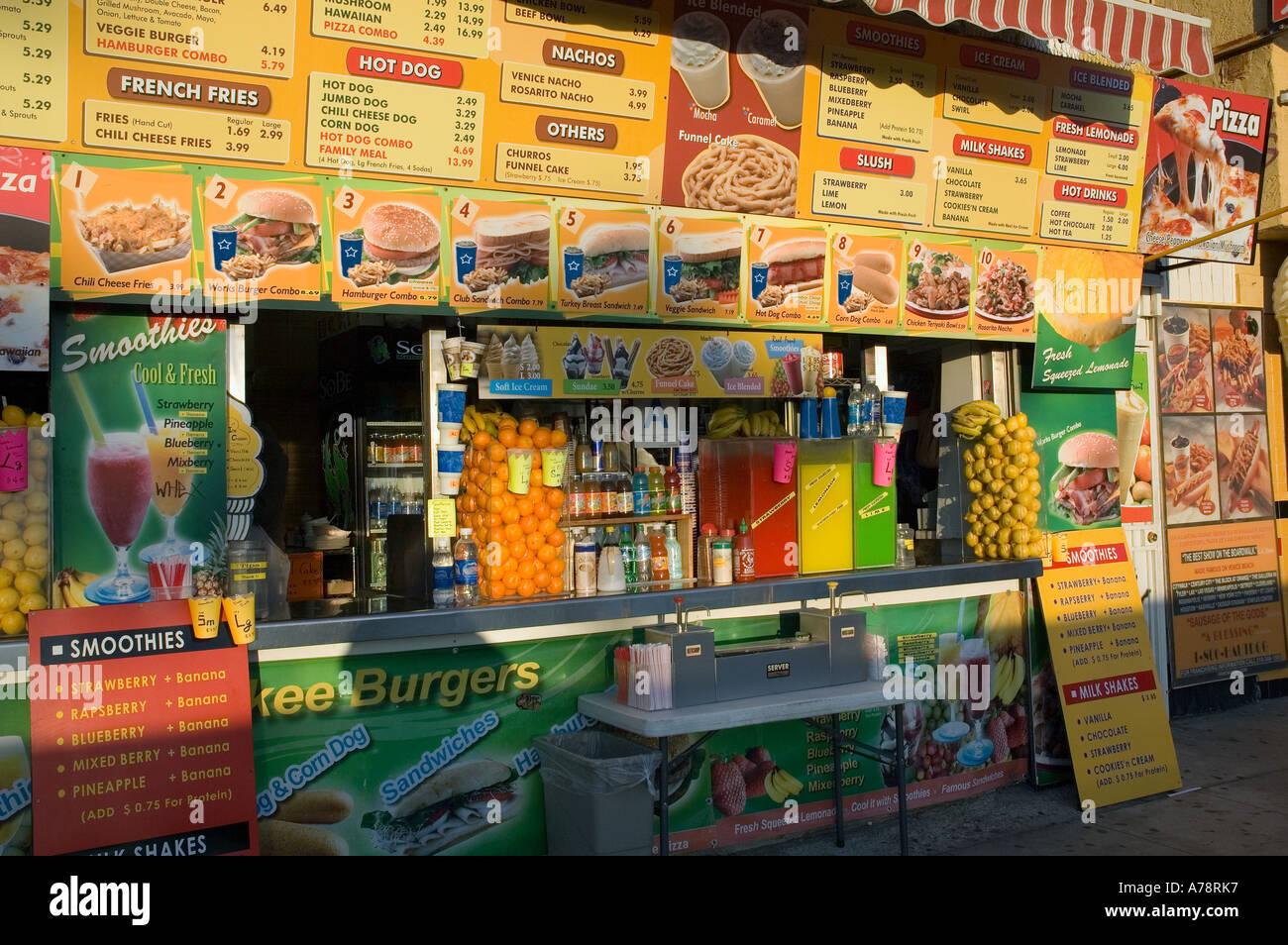 Food Trucks Venice Beach Ca