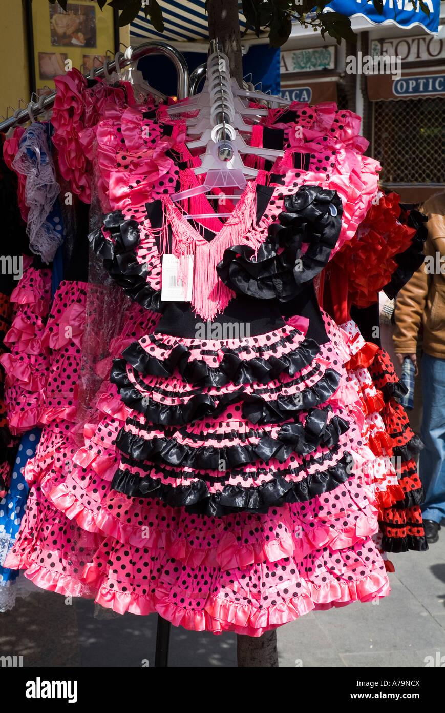 Spanish Dress Shop
