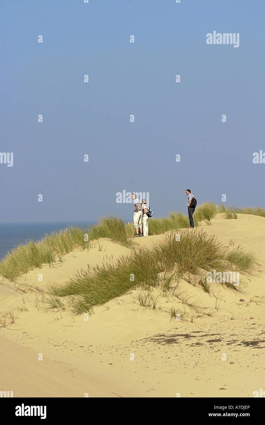 German North Sea Island Of Sylt