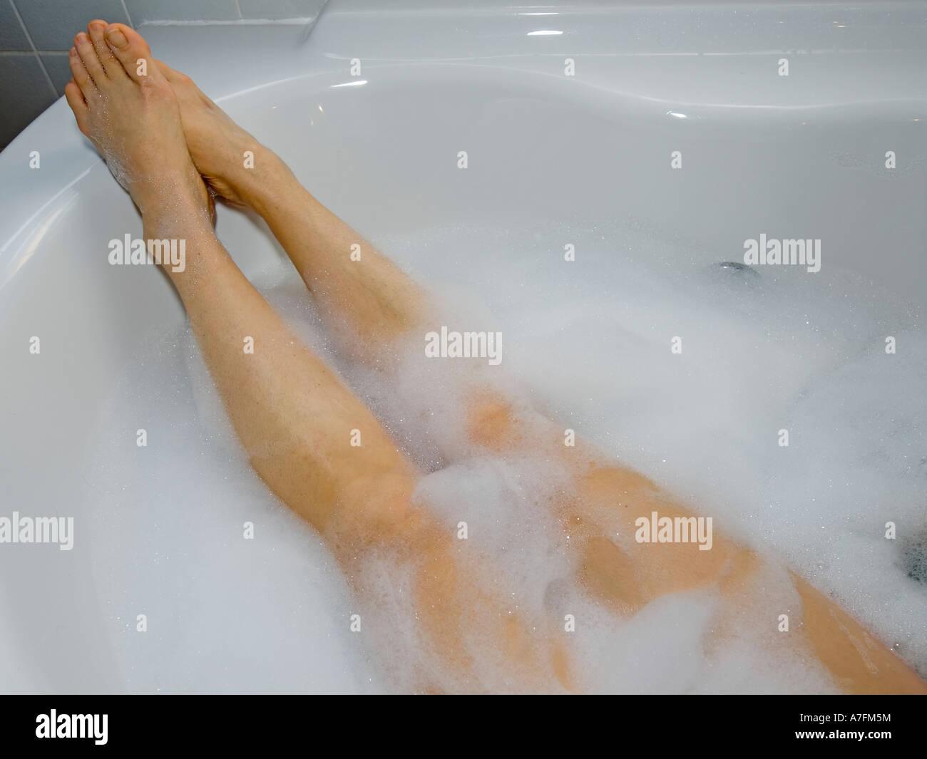 bath legs