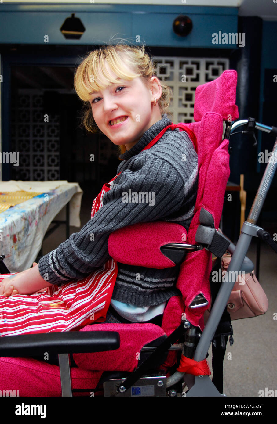You Tub Y Girls Disabled Girl In Wheelchair London Uk