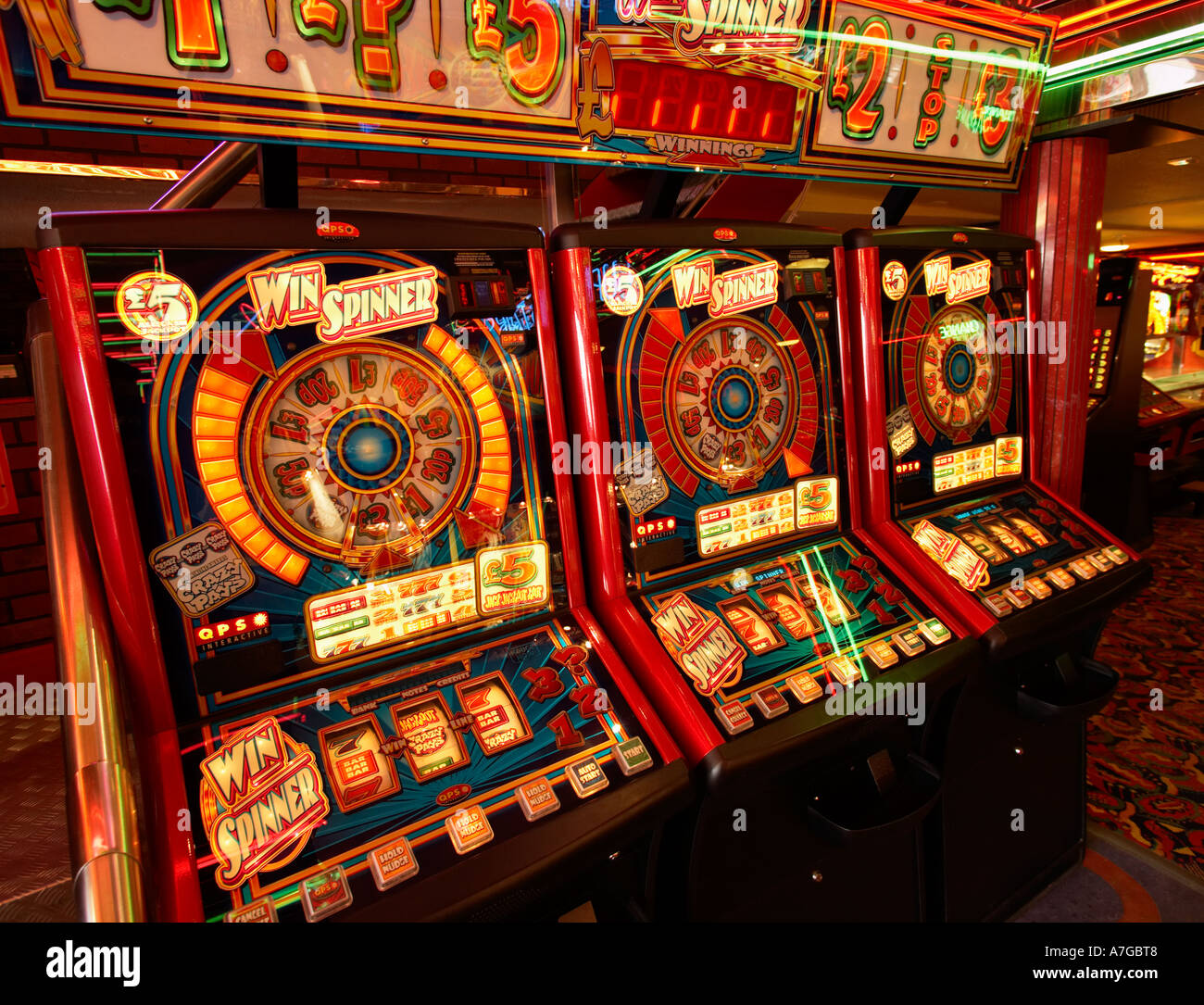 pub slots for sale