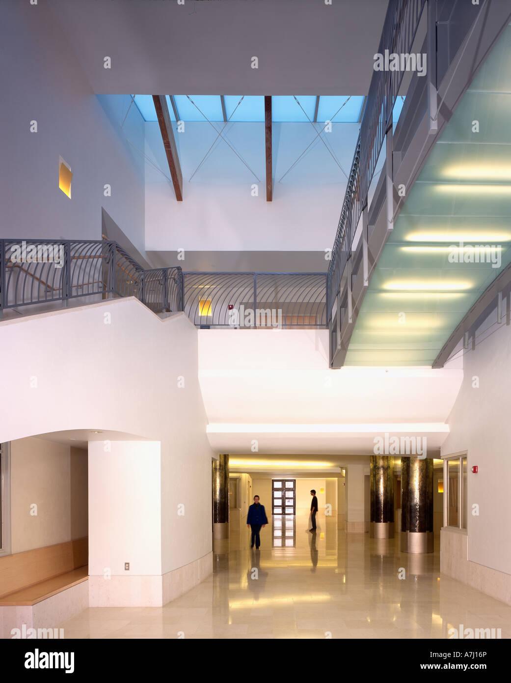 Gloria Kaufman Hall University Of California Los Angeles Ucla Stock Photo Royalty Free Image