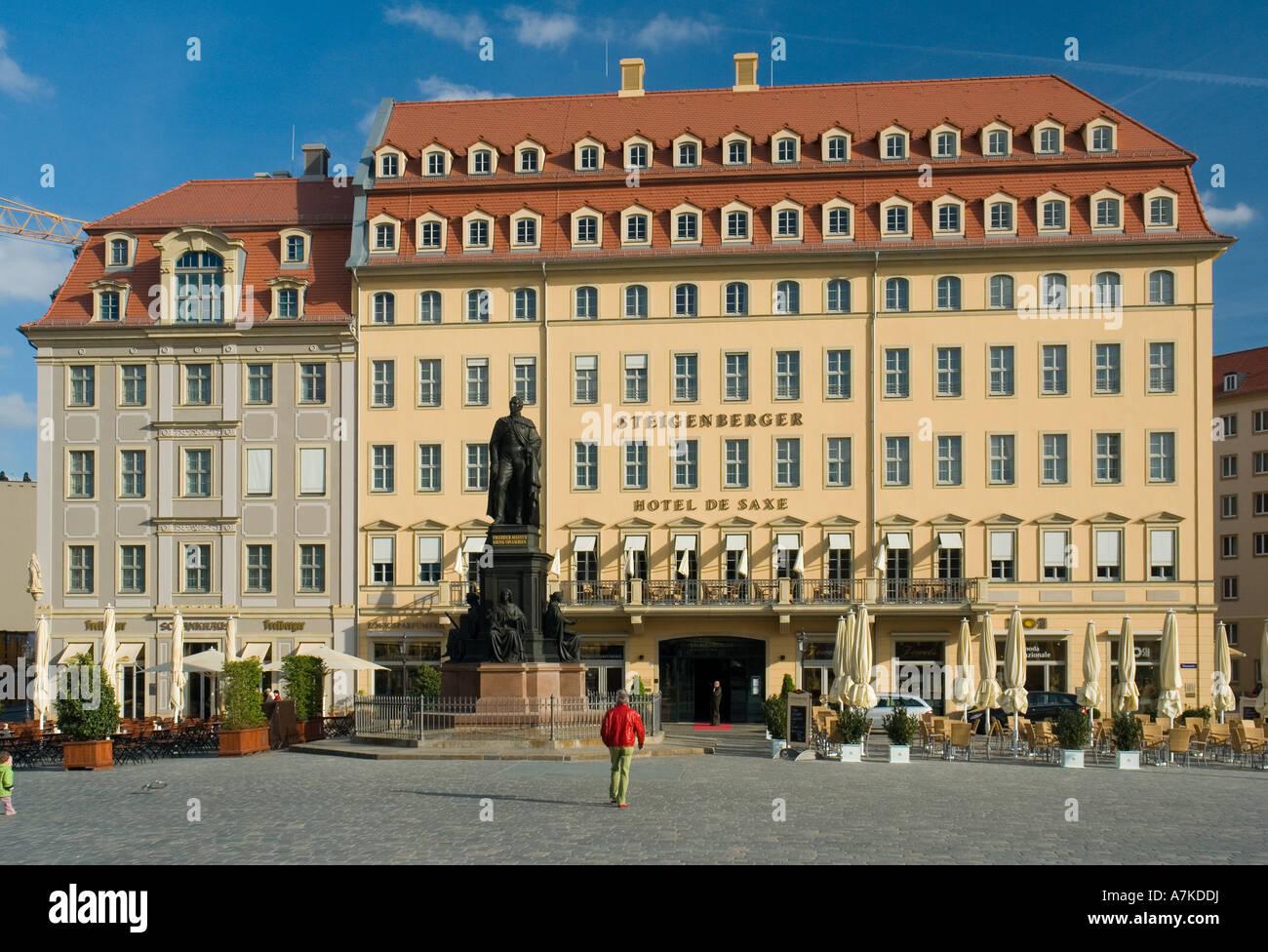 Steigenberger Hotel De Saxe In Dresden