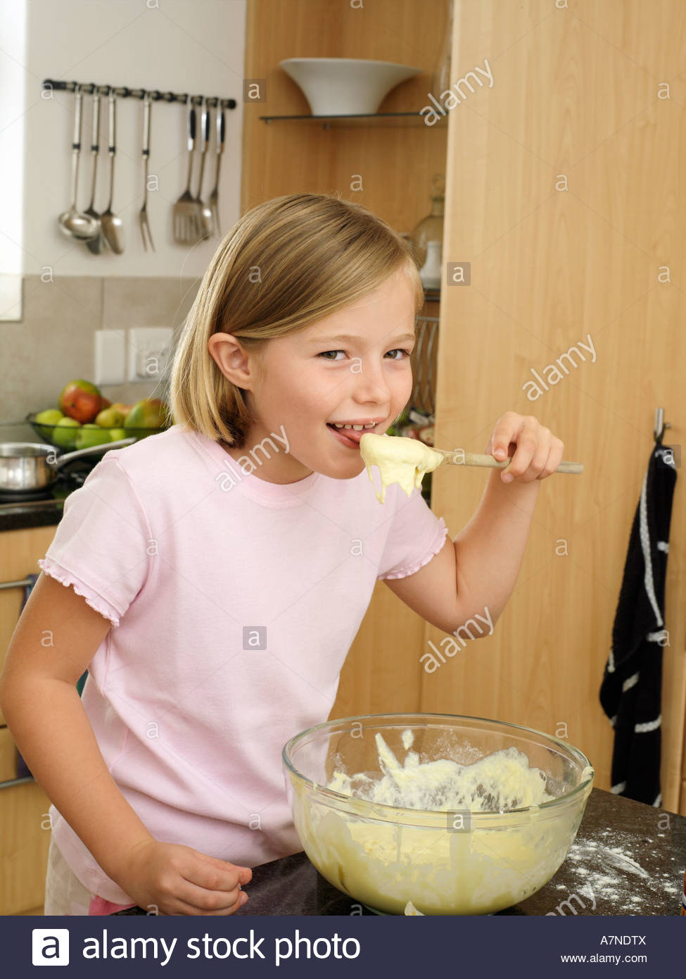 Is It Safe To Eat Cake Mix
